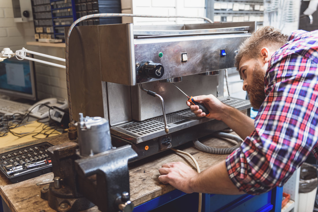Commercial Coffee Machine Repairs Brisbane